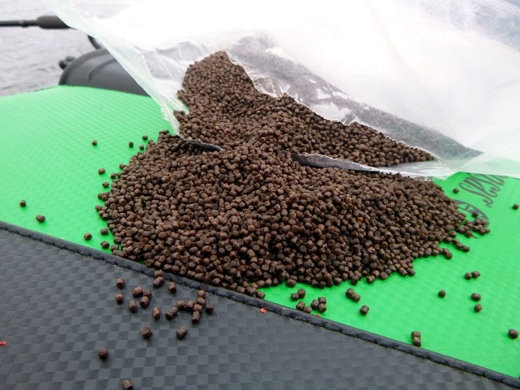 Halibut Pellets 2 Millimeter
