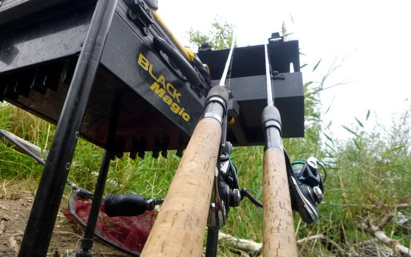 Ausrüstung zum Weißfischangeln